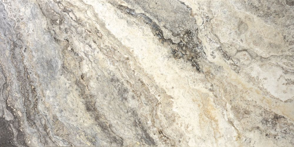 Inch X Inch Filled And Honed Picasso Travertine Tile Sq Ft - 24 inch travertine tiles