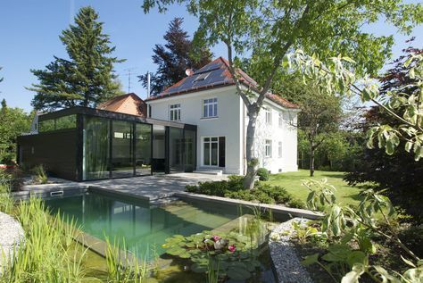 Rekonstruktion des Hauses L – Siedlungshaus – #des #Houses #Siedlungshaus #Wiede …   – Anbau