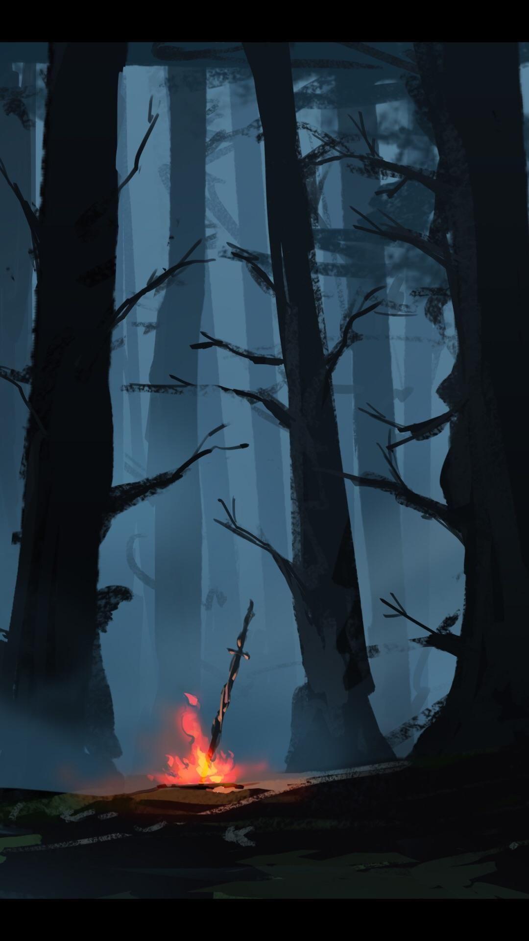 Light The Bonfire Dark Souls Wallpaper Dark Souls Art Dark Souls
