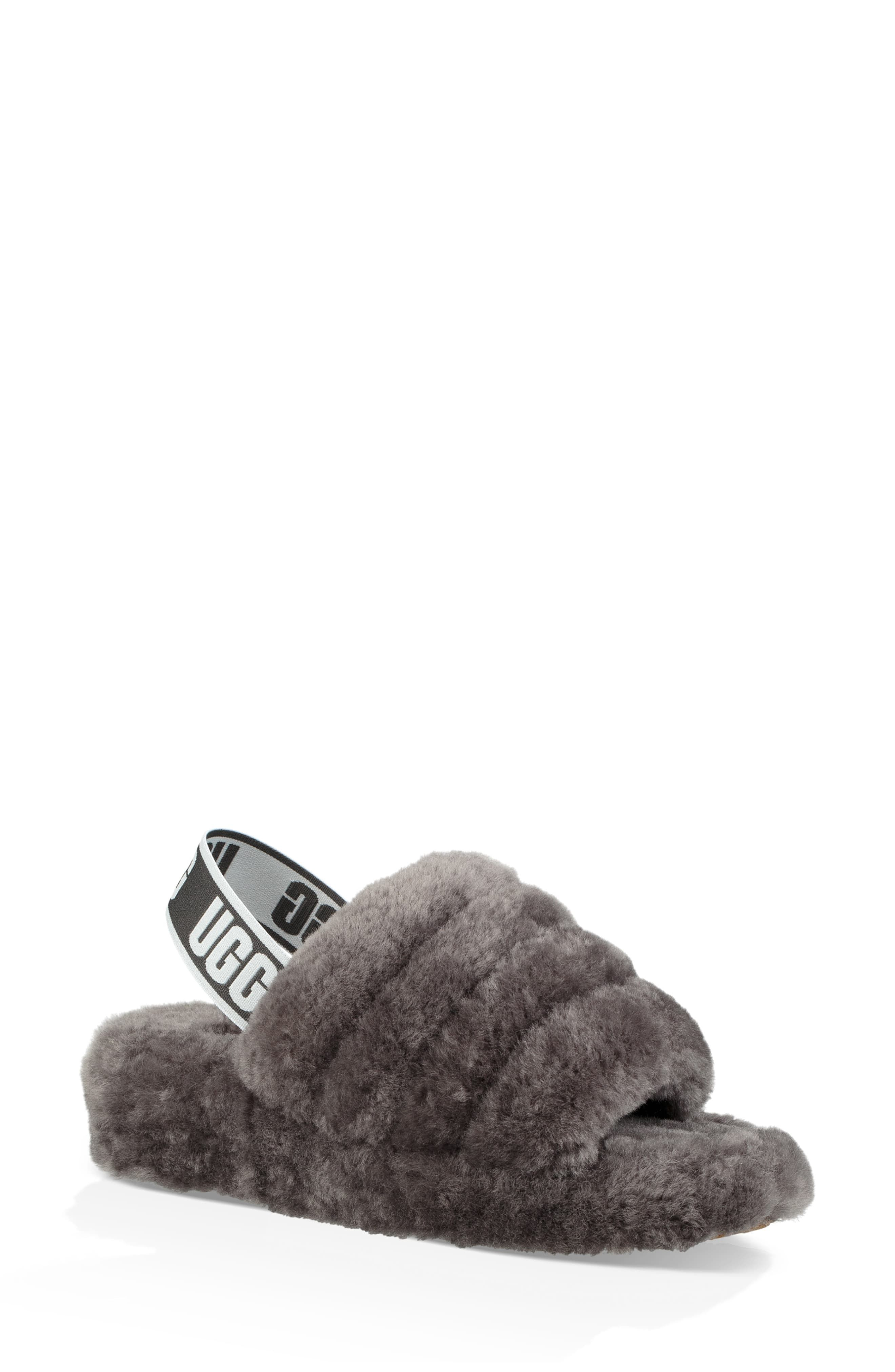 e4d538988 UGG Fluff Yeah Genuine Shearling Slide Slipper in 2019 | Products ...
