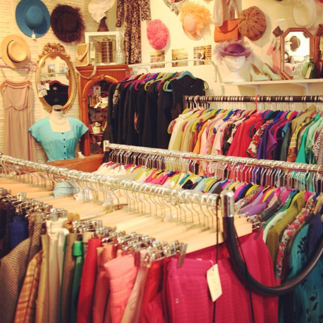 The 10 Best Vintage Clothing Shops In London Vintage Clothes Shop Vintage Outfits London Shopping