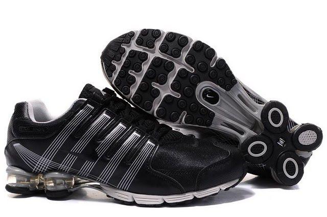 Nike Shox NZ 2.0 SI Men's Black White Running Shoe  http://bit.ly/zqKazh