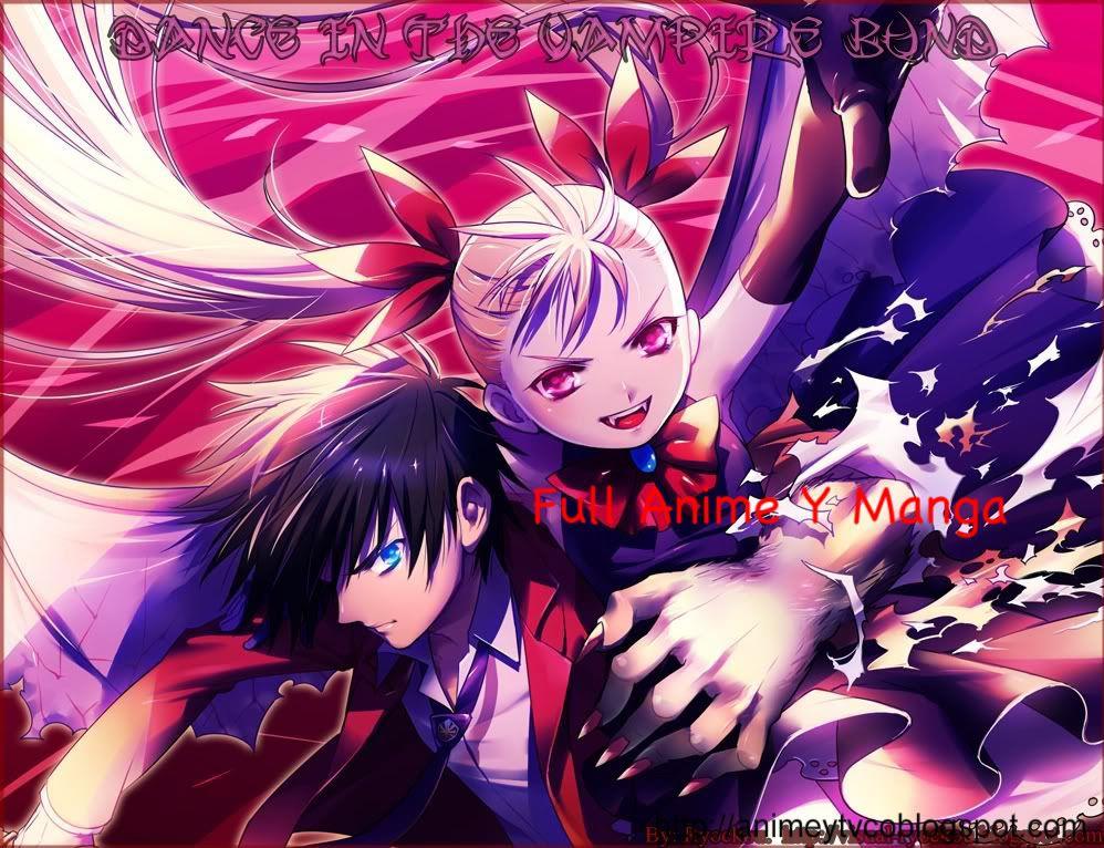 dance in the vampire bund Google Search Anime, Anime