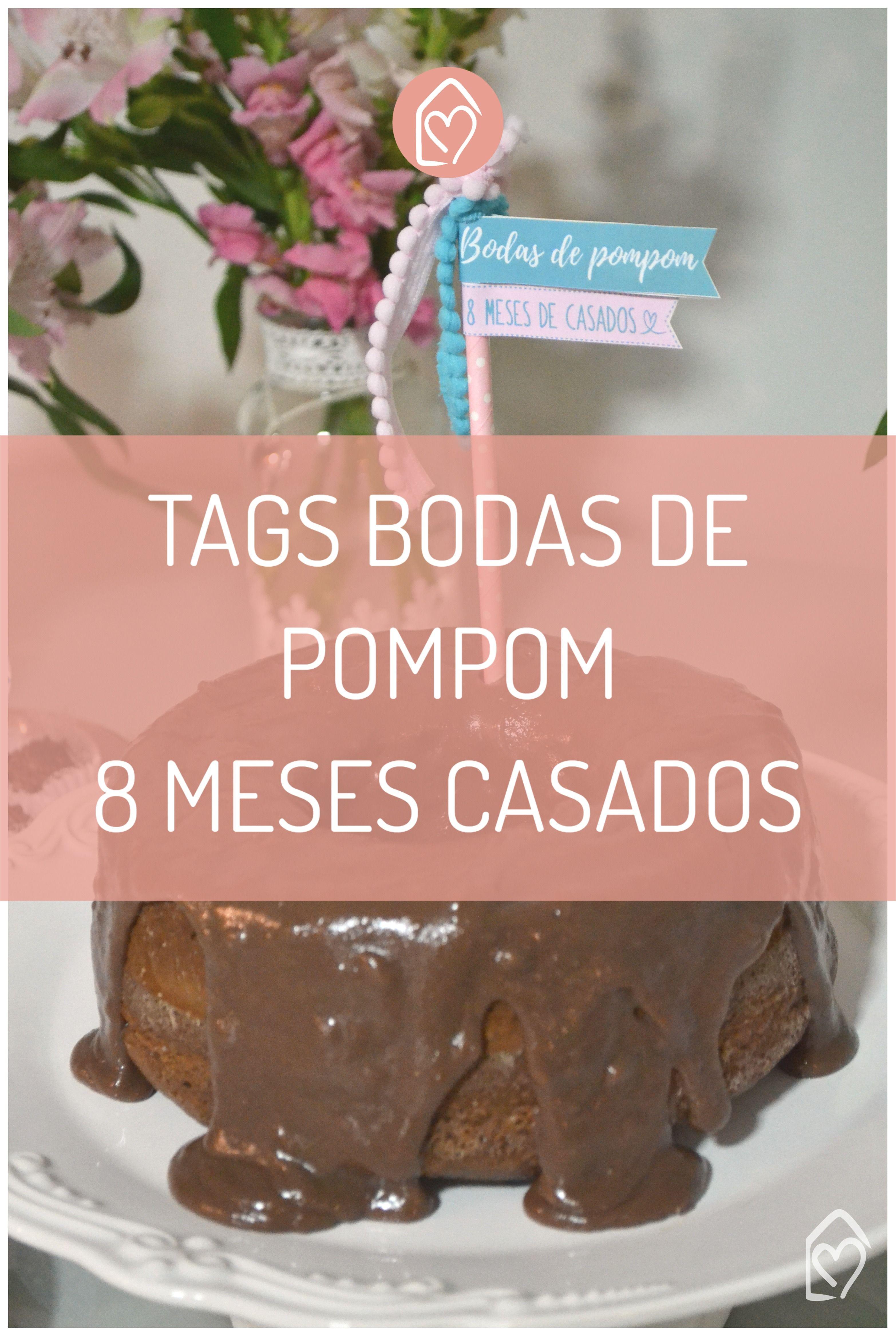 Download Bodas De Pompom 8 Meses De Casados Bodas De Pompom E