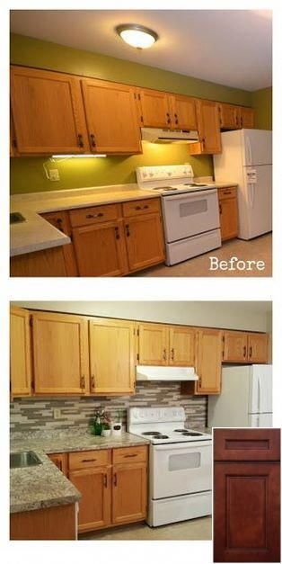 The many uses of - titanium granite with honey oak cabinets.  #oakkitchencabinets #kitchenisland #honeyoakcabinets