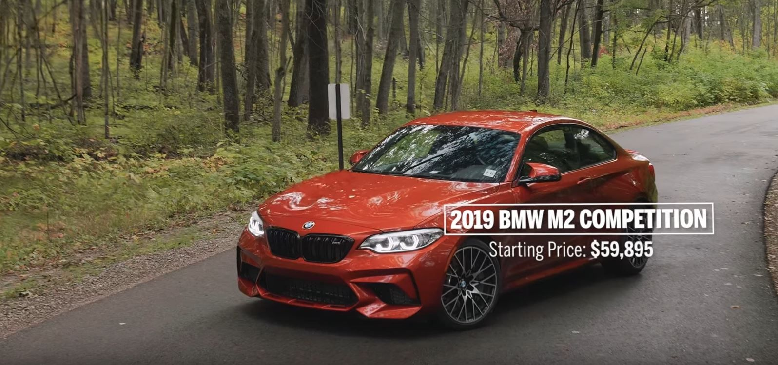 Video Car And Driver S Top 10 Cars Of 2019 Includes M2 Competition Car And Driver Car Bmw