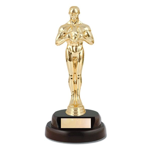 Oscar Trophy  E D A Liked On Polyvore Featuring Accessories Fillers Backgrounds Decorations And Misc