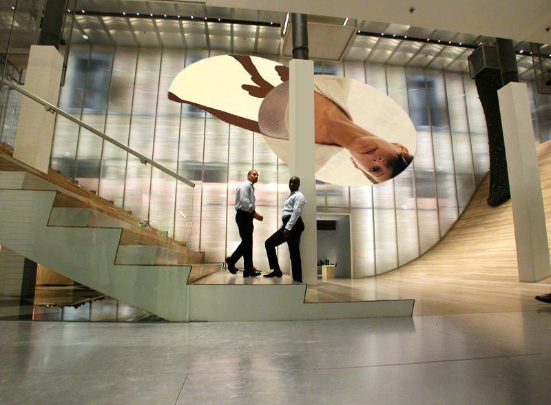 a45fd0a8b29 Virginia Duran Blog- 20 Amazing Fashion Stores Designed by Famous  Architects- Prada by OMA Music Section