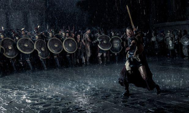 The Legend Of Hercules 2014 Herkules Dewa Yunani Yunani