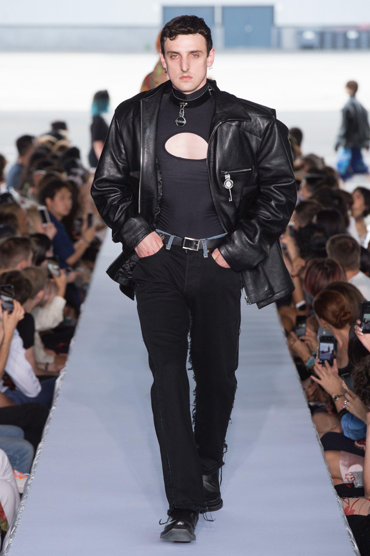 Vetements Spring 2019 Menswear Fashion Show | Dolly ...