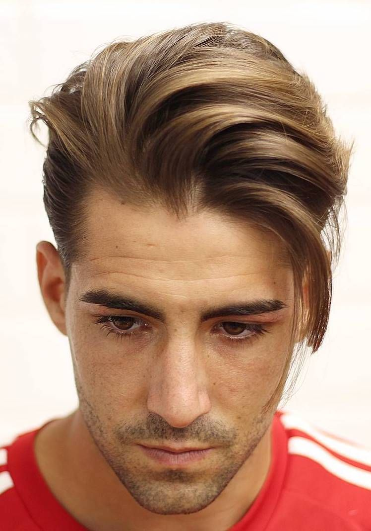 20 hairstyles for men with thin hair add more volume