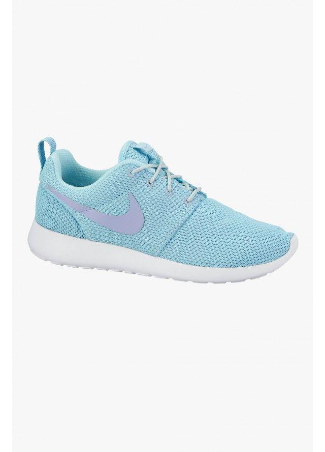 best website 00612 c25be Nike  Womens Roshe Run - Glacier IcePurple Fade