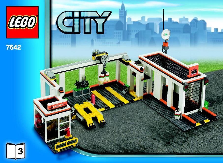 City Garage Lego 7642 Remy Pinterest Lego 7642 Lego