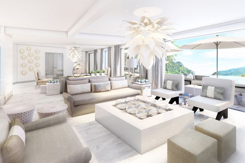Barbados caribbean getaway kelly hoppen interiors home - Kelly hoppen living room interiors ...