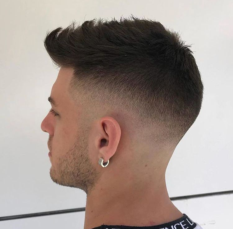 Pin By Rick Cruz On Nuevos Look Para Caballeros Faded Hair Low Fade Haircut Fade Haircut