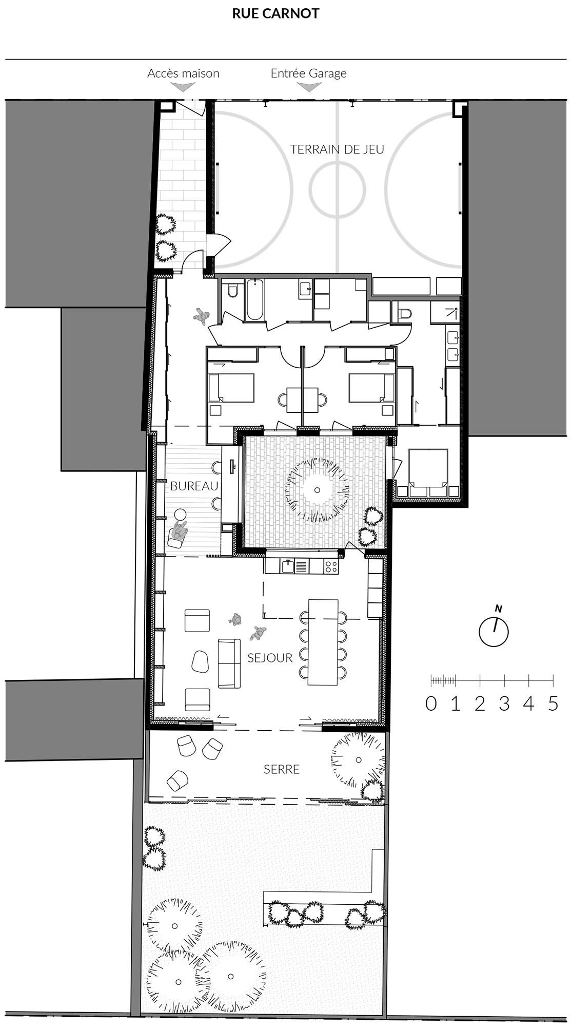 16 Maison Plan Trapeze Good Company How To Plan Floor Plans