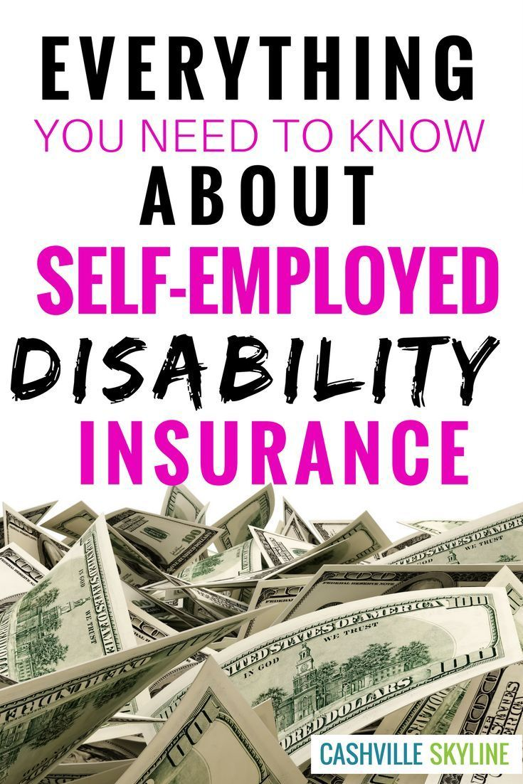 How To Navigate SelfEmployed Disability Insurance