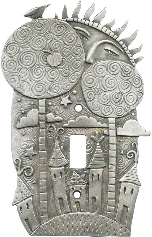 Little Village Switch Plates Outlet Covers Rocker Switchplates