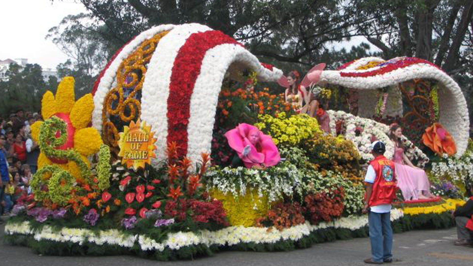 Best Of Flower Festival Baguio Schedule And Description In 2020 Flower Festival Tulips Flowers Festival