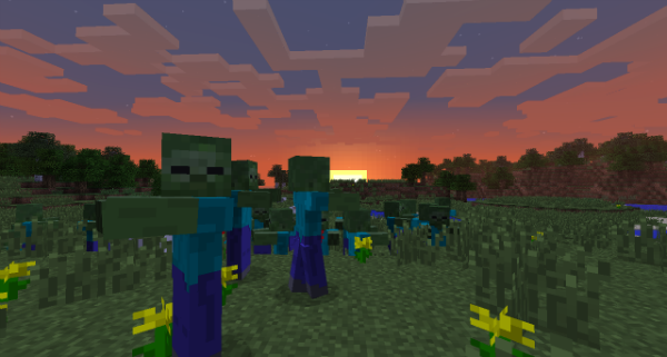 Simply Zombies Mod 1 14 4 1 13 2 1 12 2 1 11 2 1 10 2 1 8 9 1 7 10 Minecraft Modpacks All Minecraft Best Mods Minecraft