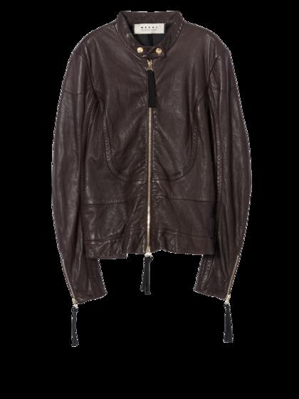 MARNI - Leather Jacket