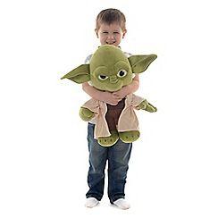Star Wars - XL Yoda - soft toy