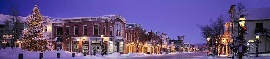 Breckenridge Main Street Shops