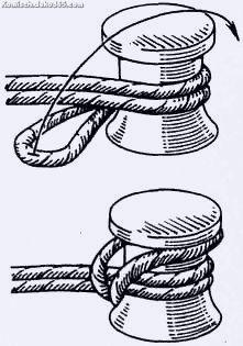 Tolle Palovy-Knoten (+) - einfacher und zuverlässiger Knoten; (!) € ... #ropeknots