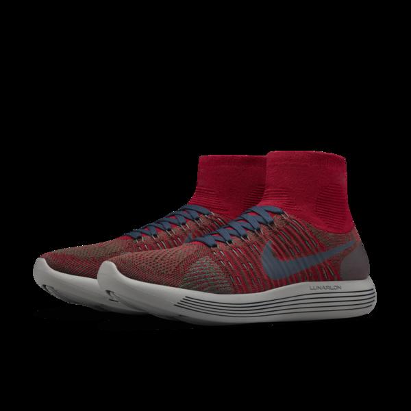 the best attitude 9ffb9 fc3b7 Upptäck idéer om Nike Lunar. Buy the Nike x Undercover Gyakusou Lunar Epic  Flyknit in Team Red   Dark Obsidian ...