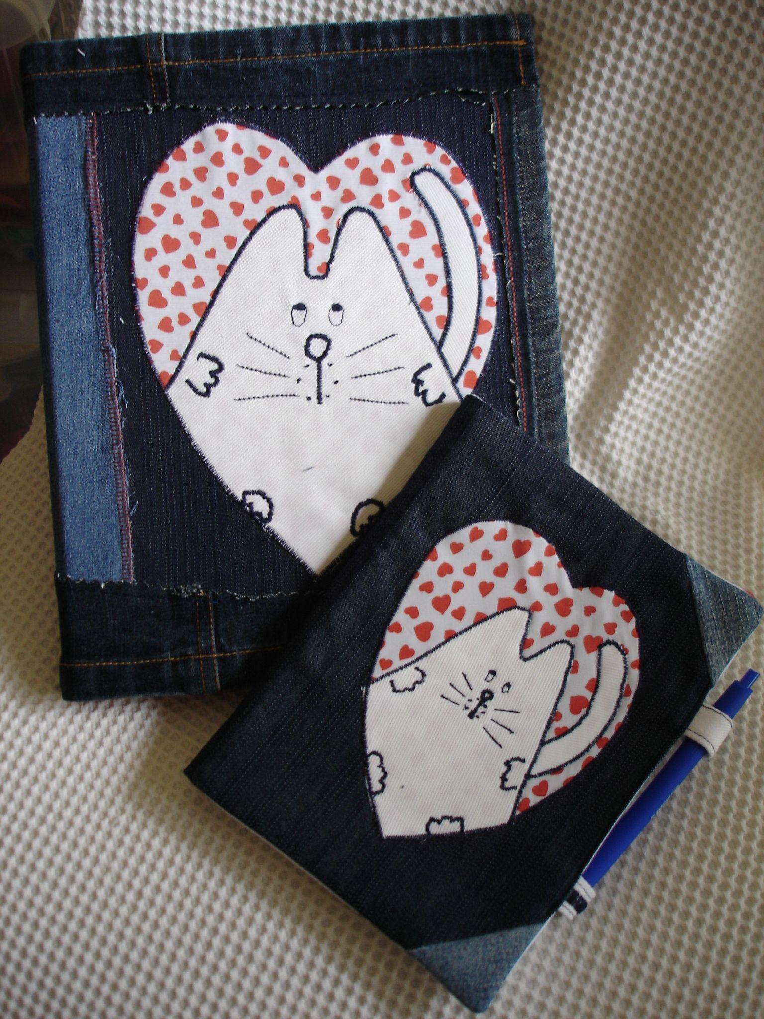 Gatito corazón y fotos