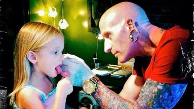 Get Your Kid S Ears Pierced At A Tattoo Shop Because They Know