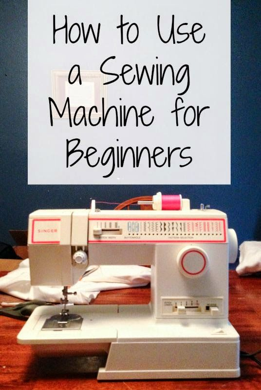 How To Use A Sewing Machine Sewing For Beginners How To