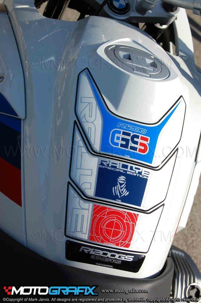 Bmw R1200gs Rallye Special Edition Dakar 2008 09 10 11 1