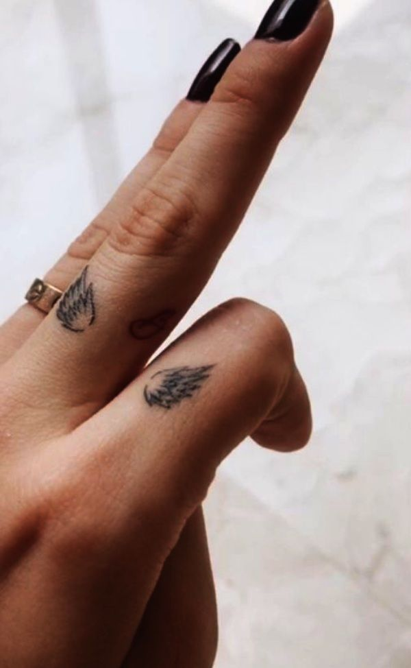 Black Hand Tattoo Meaning : black, tattoo, meaning, Small, Tattoo, Designs, Powerful, Meaning, Tattoos,, Tattoos, Girls,, Finger