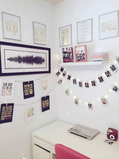 Pin by madi lynne on room inspo | One direction room, One ...
