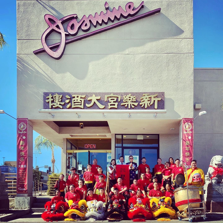 Jasmine Seafood Restaurant San Diego Restaurants Dim Sum Dumplings San Diego