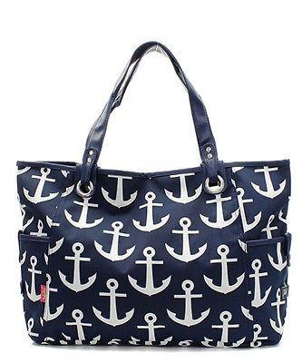 ANCHOR Navy Blue Nautical 20