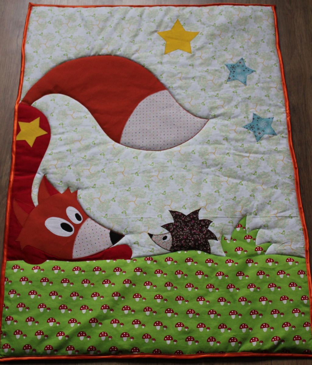 Patchwork Babydecke Babydecke Декор детской Baby Sewing Baby Sewing Projects Und