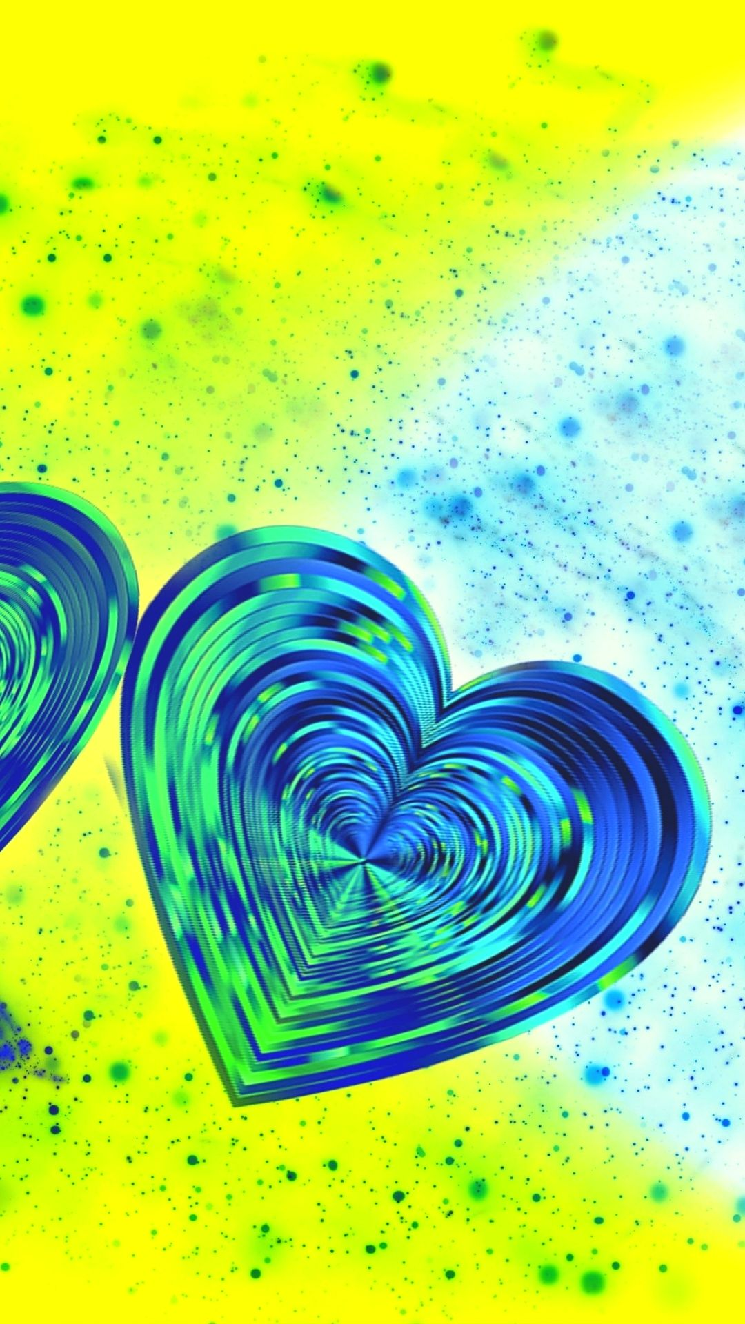 Heart Abstract Hd Wallpapers 1080x1920 Cute Mobile Wallpapers Abstract Beautiful Backgrounds