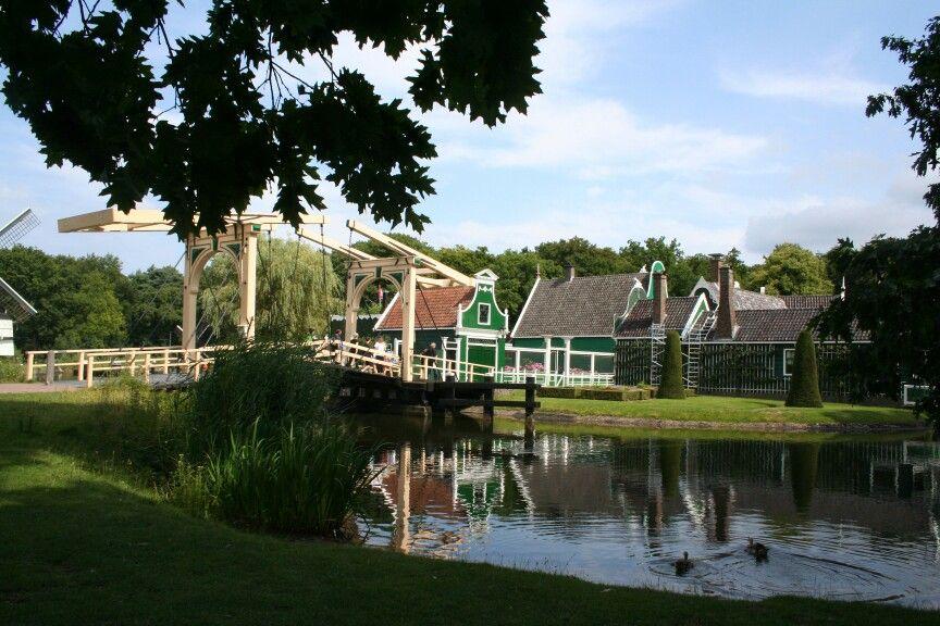 Open air museum Arnhem The Netherlands