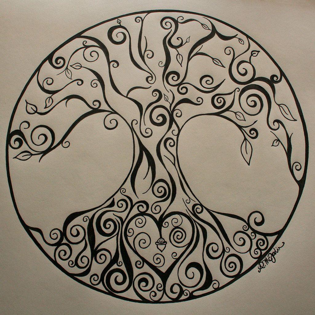Tree of life   Tree of life tattoo, Tree tattoo, Family tree tattoo
