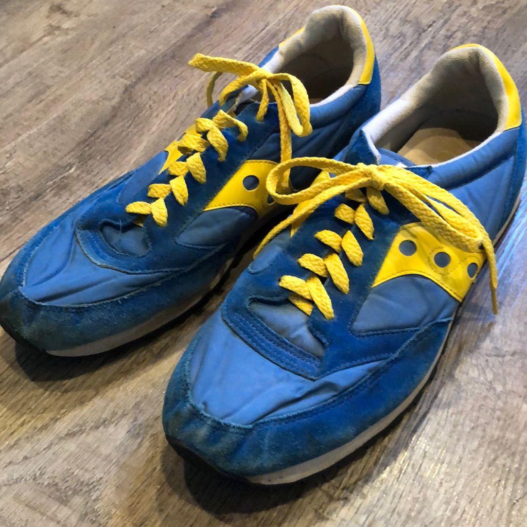 new concept d7292 05288 Saucony Shoes | Vintage Saucony Jazz Sneakers | Color: Blue ...