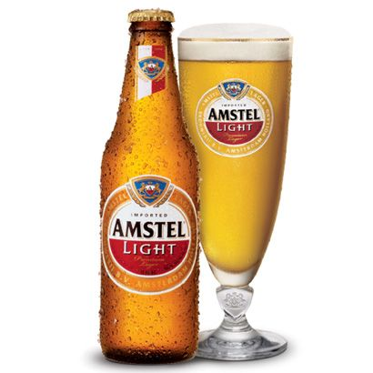 Amstel Light Lager Deu Beer Beer Brands Best Beer