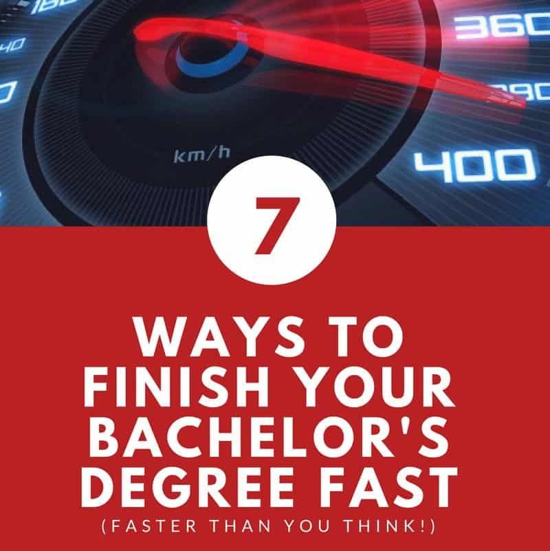 Accelerated Bachelors Degree Online 7 Ways To Finish Your Degree Fast Online Degree Programs Online Education Online School