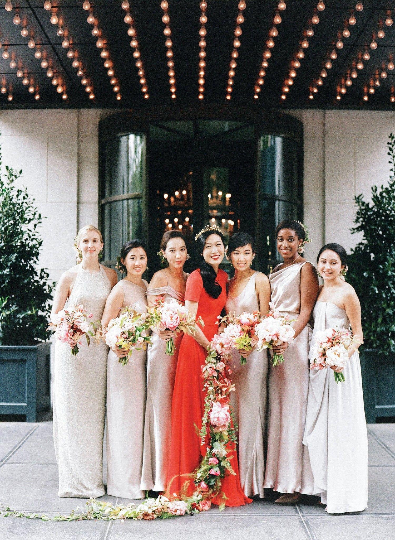 28 Half-Up, Half-Down Wedding Hairstyles We Love