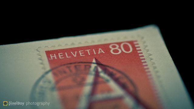 365 - D278  Bienvenue en Suisse / Welcome in Switzerland