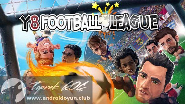 Y8 Football League V1 1 8 Mod Apk Cheats Gamecheats Gamehack Apkmod Modapk Soccer League Football League League