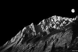 over the mountains of the moon