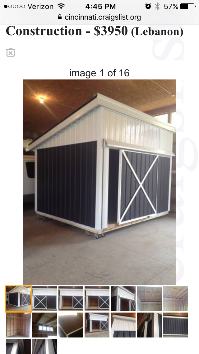 Pin By Nicki Byrnes On Barn Shed Barns Sheds Outdoor Storage Outdoor Storage Box