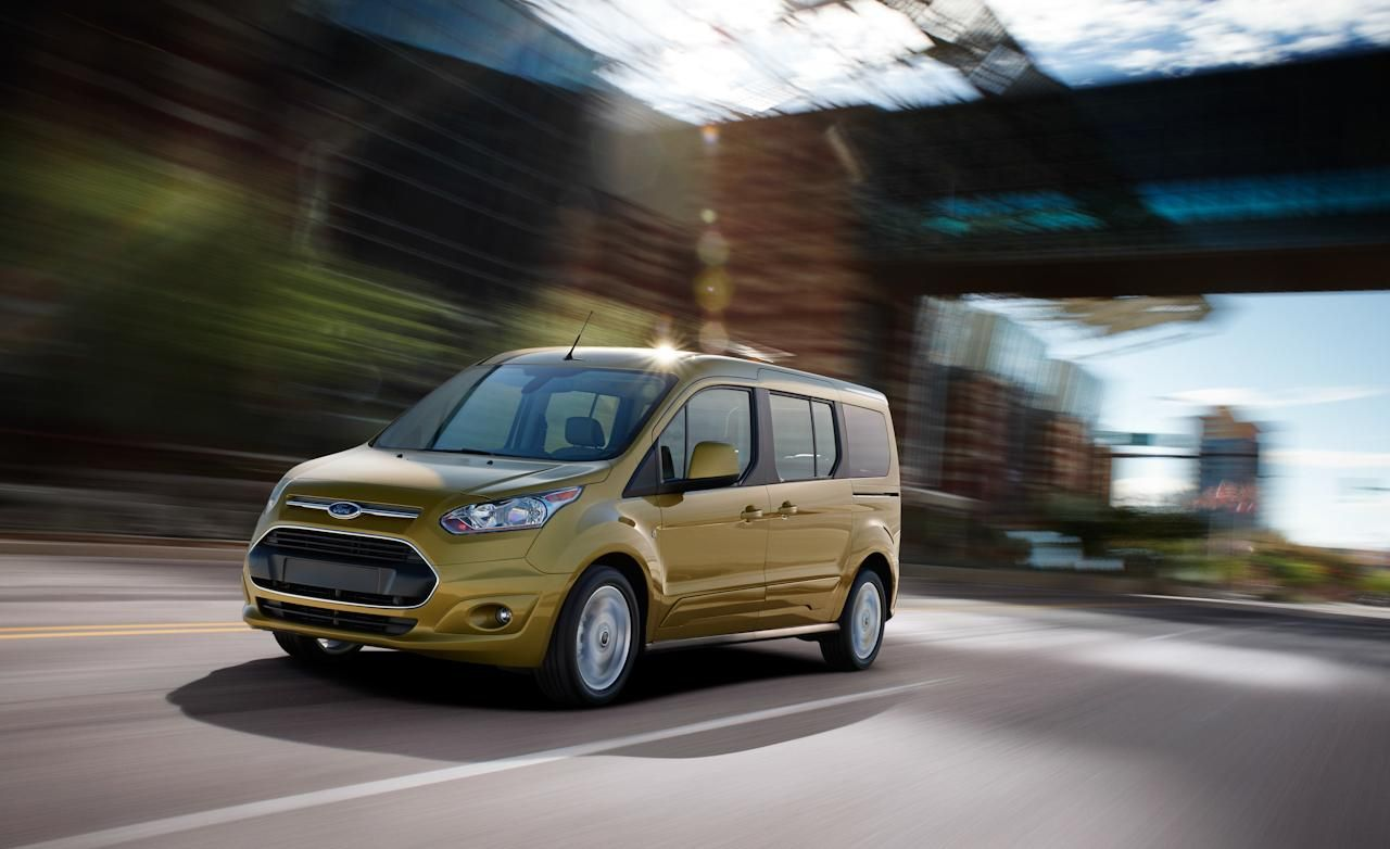 Ford new 2014 ford transit connect wagon